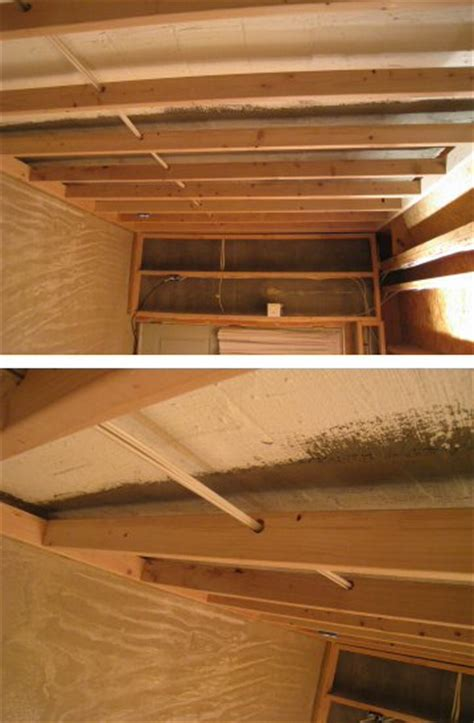 Basement Wall Ideas Not Drywall by Basement Wall Insulation Options One Project Closer