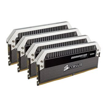 Ram Corsair Dominator 8gb corsair 32gb dominator platinum ddr4 3200mhz ram memory kit 4x 8gb ln69010 cmd32gx4m4b3200c16
