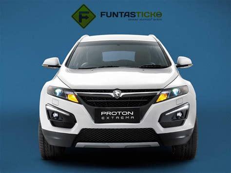 latest proton suv model 2016 youngman lotus t5 to become proton extrema auto news