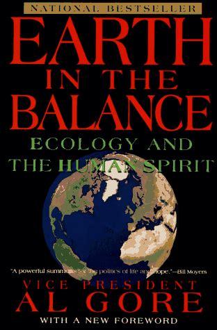 gore earth   balance