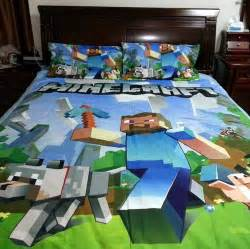 Argos King Size Duvet Cover Sets Compra Minecraft Comforter Online Al Por Mayor De China