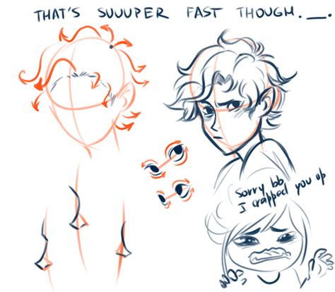 tutorial how to kiss a boy viria character hair nose and eye tutorial leo valdez