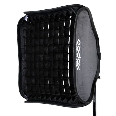 godox softbox 60x60cm hitam godox 60x60cm softbox honeycomb grid for studio flash