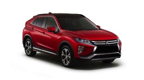 mitsubishi crossover 2018 mitsubishi eclipse cross revealed an all new