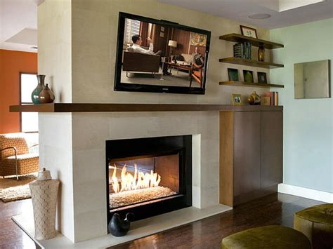 tv above fireplace 1000 images about fireplaces on pinterest modern