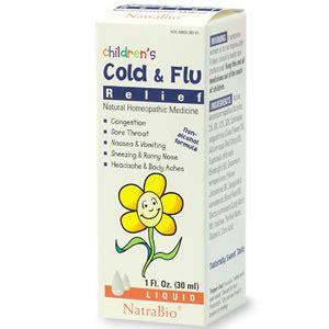 Natra Bio Children S Cold Flu Relief 30 Ml natrabio children s cold flu relief drugstore