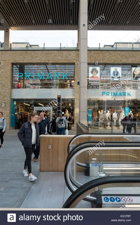 Primark To Hit Oxford by Primark Store In Shopping Mall Stock Photos Primark