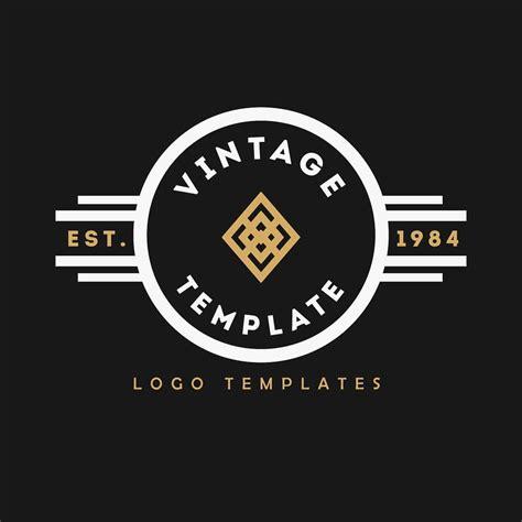 logo design templates vintage logo templates 1 logo templates creative market