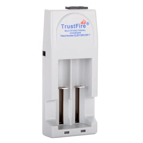 Trustfire Wall Charger Lithium Battery Tr 010 trustfire tr001 multifunctional lithium battery charger for 18650 18500 17670 16340 14500 h9519