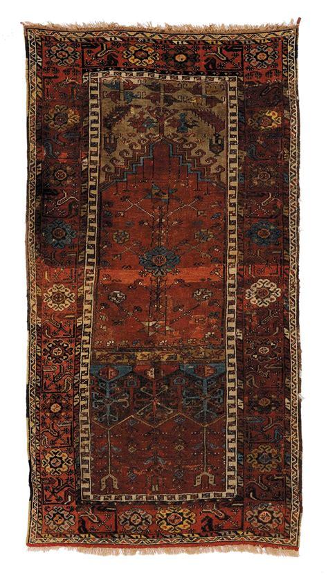 tappeto anatolico tappeto anatolico ladik a preghiera xix secolo tapis