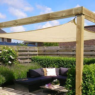 Pergola Shade Sails by 25 Best Ideas About Pergola Shade On Pinterest