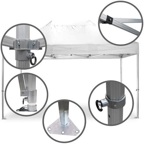 Faltpavillon Weiß by Tolle Pavillon 3x4 Wasserdicht Stabil Design Ideen