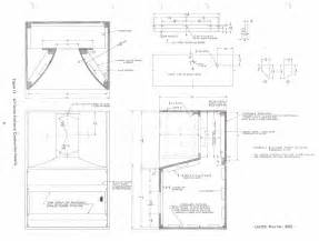palns 1968 enclosure plans