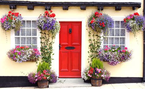 taman jendela ini mudah dibuat dan cocok untuk halaman sempit