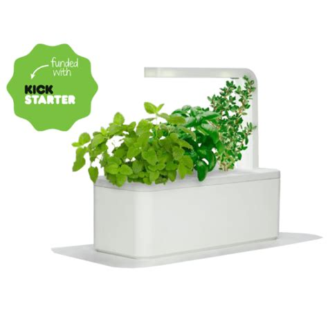 smart herb garden smart herb garden le jardin d int 233 rieur automatis 233