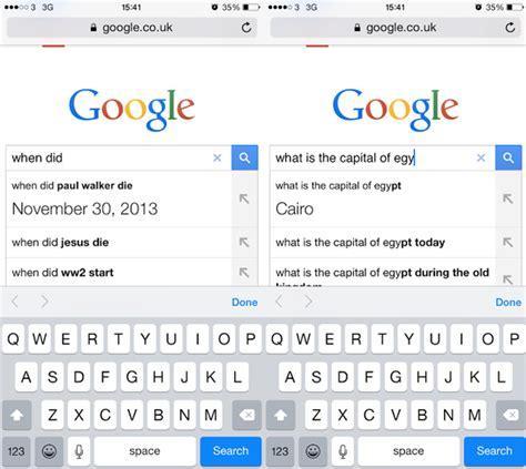 preguntas que google no responde google responde a preguntas antes de terminar de hacerlas