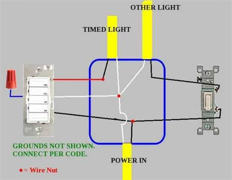 motion sensor light switch wiring doityourself