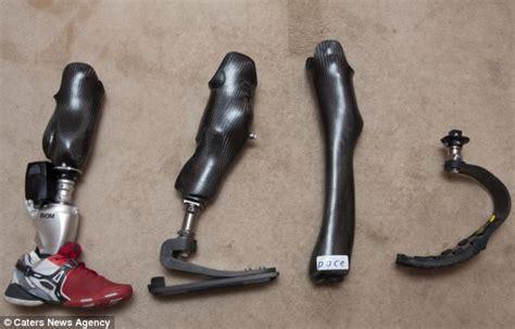 prosthetic leg for adrenaline junkie s 12 different prosthetic legs for sport prosthetic leg