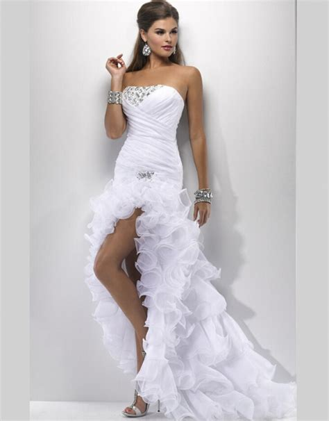 White Wedding Gowns by Aliexpress Buy White Wedding Gowns
