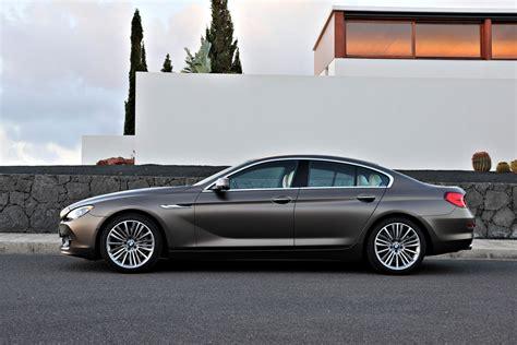 bmw 6 series 4 door look bmw s 4 door 6 series gran coupe