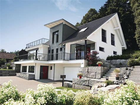 reihenhaus oder einfamilienhaus einfamilienhaus mit hanglage architektenhaus