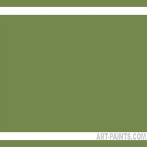 green paint swatches moss green handmade encaustic wax beeswax paints