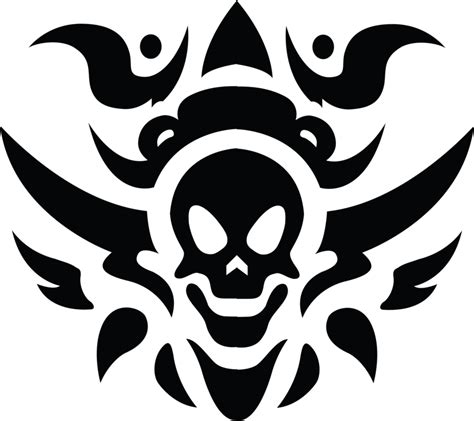 tattoo png files skull tattoo png transparent images png all