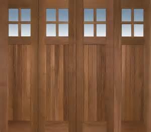wood garage doors wood overhead doors