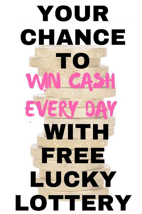 Chances To Win Free Money - 63714 best frugal living ideas money saving tips images on pinterest saving tips