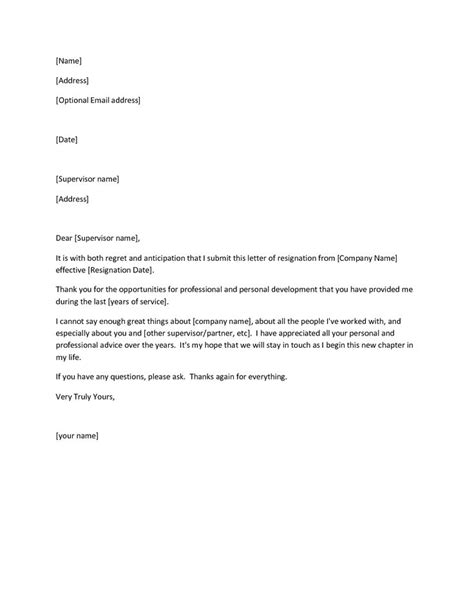 Quitting Service Letter Best 25 Sle Of Resignation Letter Ideas On Resignation Sle Sle Of Letter