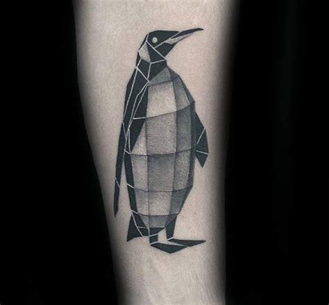 penguin tattoos for men penguin for www pixshark images