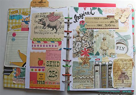 art journal layout music art journaling 101 visual journaling focus studio tangie
