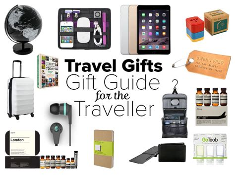 travel gifts gift guide for the traveller