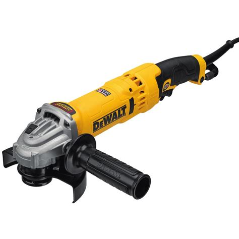 dewalt 13 cordless 4 1 2 in to 5 in angle grinder