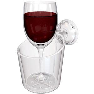 Wine Holder For The Shower by The World S Catalog Of Ideas