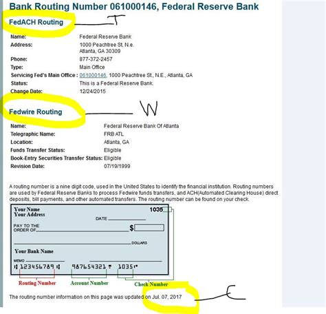 Bank Letter With Routing Number I Uv Utilizing Your Treasury Direct Accounts