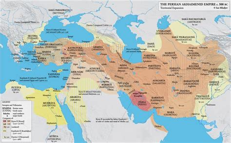 the achaemenid empire the history and legacy of the ancient greeksã most enemy books empire map on ancient cyrus