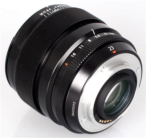 fujifilm fujinon xf 23mm f 1 4 r fujifilm xf fujinon 23mm f 1 4 r lens review