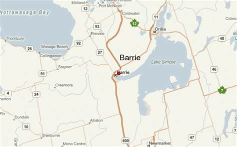 barrie weather forecast