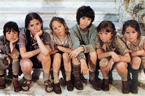 the orphan trailer it s the anti adoption horror film see the orphans from annie then and now