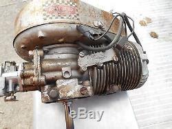 west bend boat motor vintage west bend 5 port 2 cycle boat motor kart chainsaw