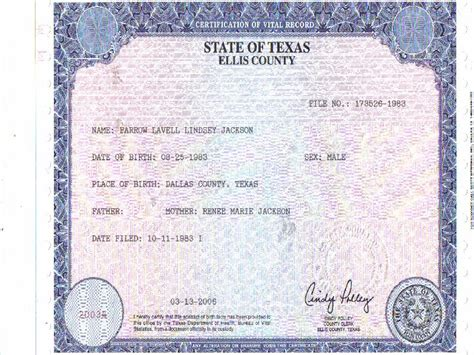 American Birth Records Birth Certificate Follow The Money