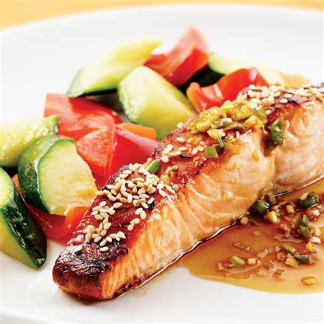 Kitchen On A Budget Ideas by Honey Soy Broiled Salmon Recipe Eatingwell