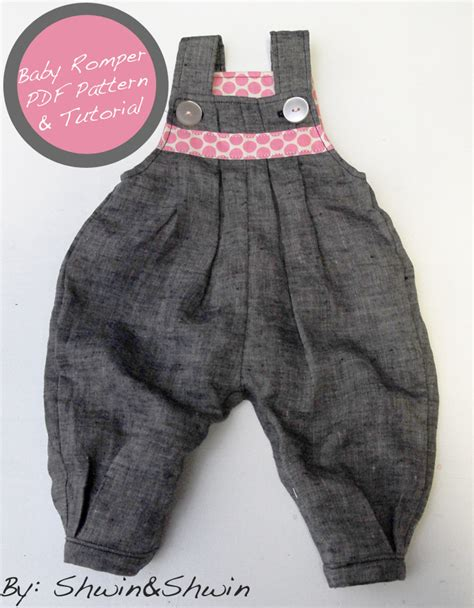 free toddler romper sewing pattern seemesew free boy patterns