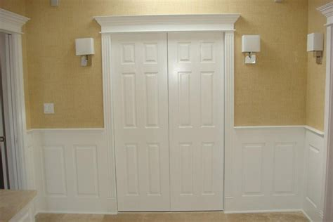 Wainscot America custom wainscoting bathroom picture ideas