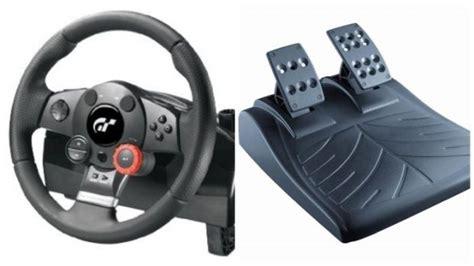 volante pc economico los 4 mejores volantes para pc gaming baratos