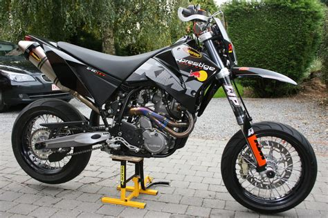 dekor ktm lc4 bring back to the dirt with the ktm lc4 640 image 2