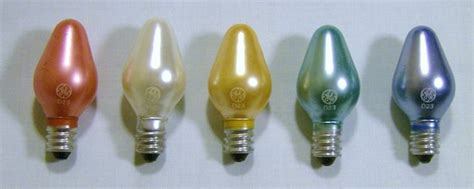 c 6 vintage christmas light bulbs vintage c6 lights lights card and decore