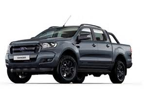 Ford And Ford Ford Philippines Quietly Introduces Ranger Fx4 Carguide