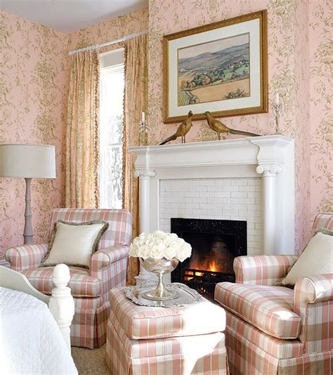 home decor english style living room and powder room in english country style
